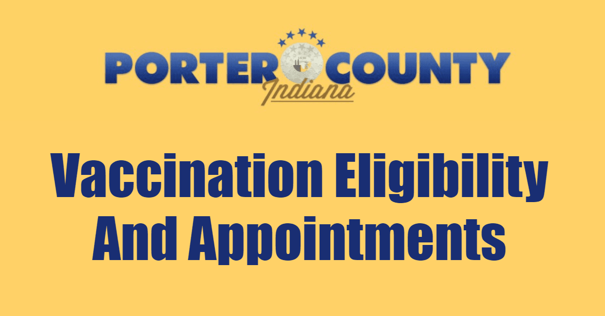Vaccination Eligibility And Appointments Page Banner